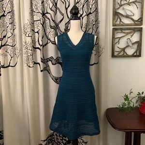 Missoni Shimmer Lace Style Layer Dress